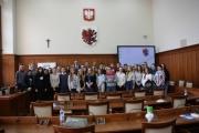 Wizyta w Urzędzie Marszałkowski w Toruniu